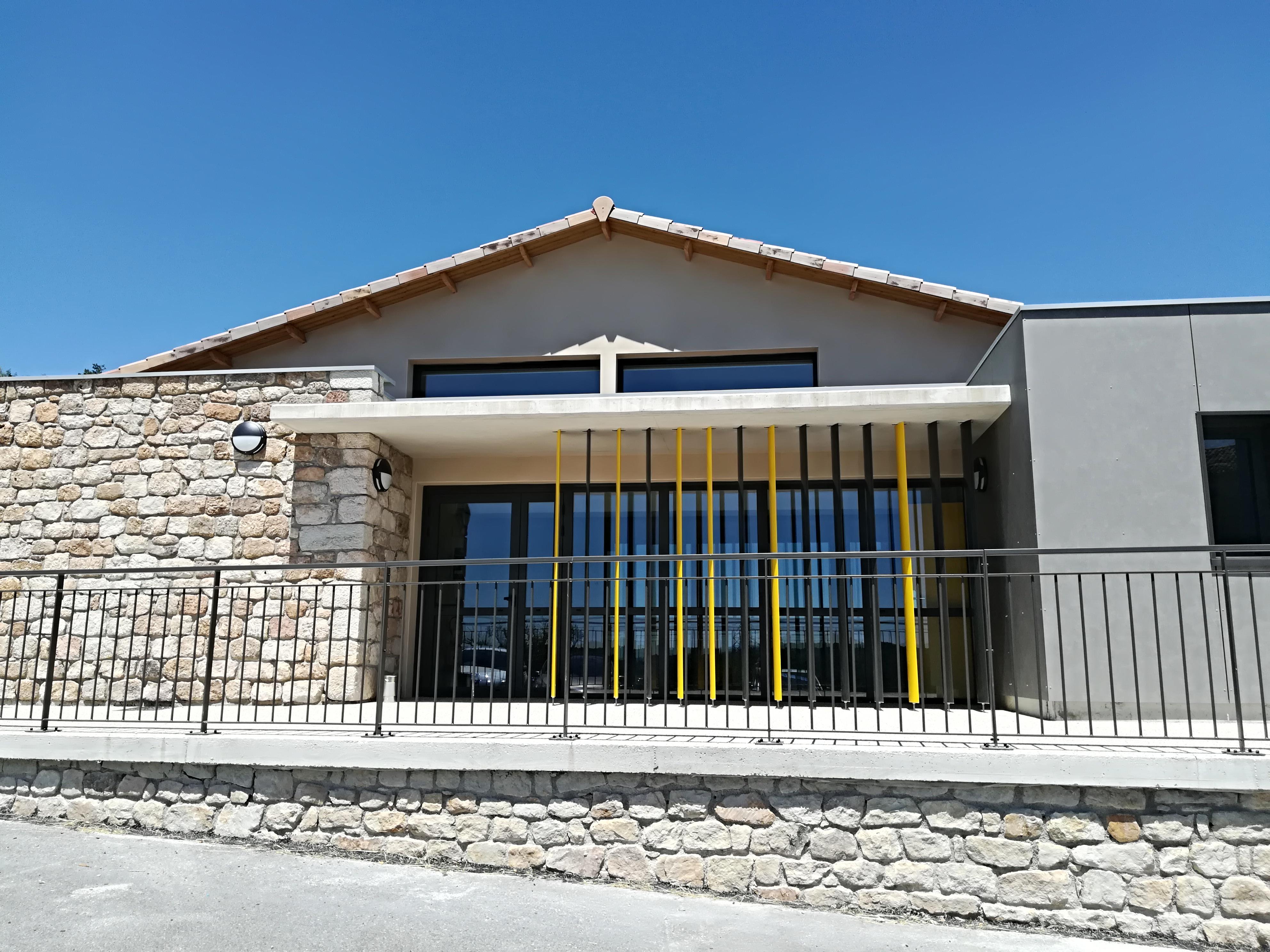 Salle periscolaire et culturelle - Les Assions